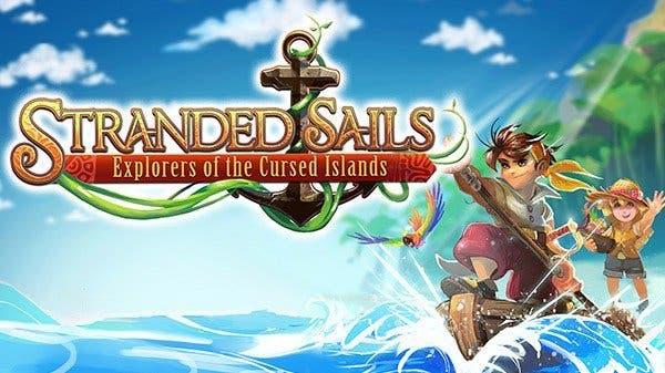 Stranded Sails: Explorers of the Cursed Islands llegará a Nintendo Switch en octubre