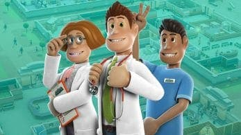 Two Point Hospital llegará a finales de año a Nintendo Switch