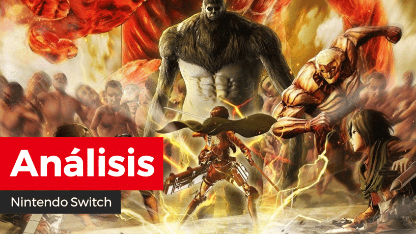 [Análisis] Attack on Titan 2: Final Battle