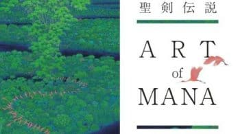 El libro The Art of Mana confirma su lanzamiento en inglés