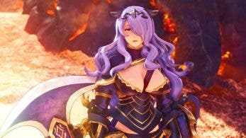 Camilla de Fire Emblem Fates llega a Monster Hunter World a través de un logrado mod