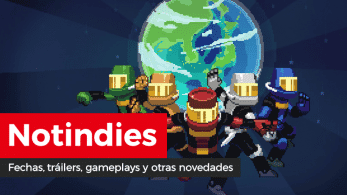 Novedades indies: Chroma Squad, Let's Go Nuts, Mochi Mochi Boy, Not Tonight, Picross Lord of the Nazarick, Pirates 7, Blacksad: Under the Skin, HandyGames, Penguin Wars, Xenon Racer, Night Call, Growtopia y más