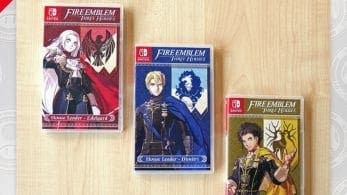 Muestra cuál es tu casa de Fire Emblem: Three Houses favorita con estas cubiertas imprimibles disponibles en My Nintendo