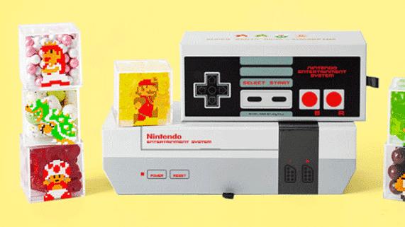 Anunciada colaboración entre Sugarfina y Nintendo para hacer caramelos de Mario
