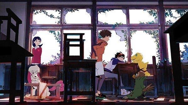 Bandai Namco actualiza el sitio web oficial de Digimon Survive y conocemos novedades de la historia, personajes y sistema de juego