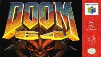 Doom 64 confirma su estreno en Nintendo Switch