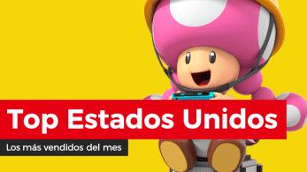 Super Mario Maker 2 y Nintendo Switch fueron lo más vendido del pasado mes de junio en Estados Unidos