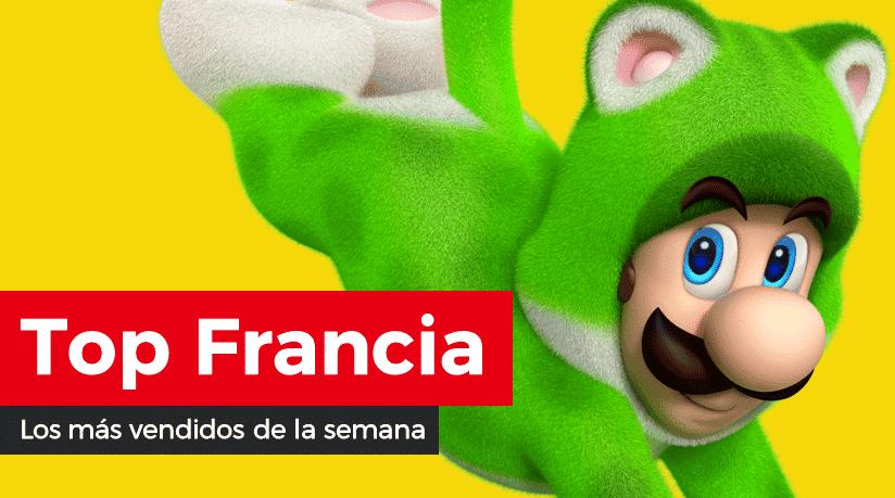 Super Mario Maker 2 continúa siendo lo más exitoso de la semana en Francia (15/7/19)