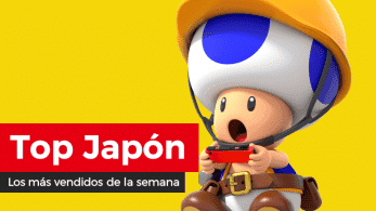 Ventas de la semana en Japón: Monster Hunter World: Iceborne destrona a Super Mario Maker 2 (11/9/19)
