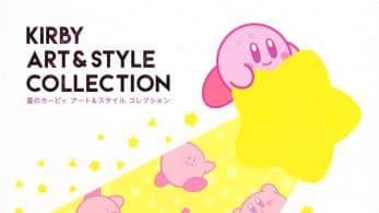 Kirby: Art & Style Collection llegará a Occidente el próximo año