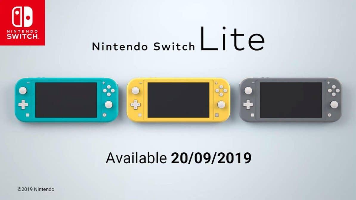 Llega un nuevo modelo mejorado de Nintendo Switch con más batería