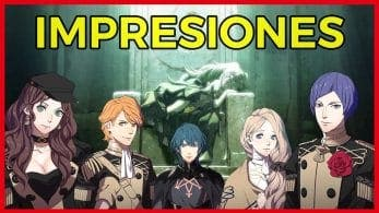 [Vídeo] Impresiones de Fire Emblem: Three Houses
