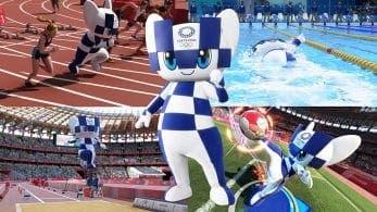[Act.] Tokyo 2020 Olympics: The Official Game añadirá a la mascota Miraitowa como personaje jugable y contará con una demo