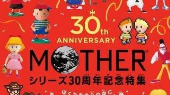 La revista Nintendo Dream celebra con un especial el 30 aniversario de la franquicia Earthbound