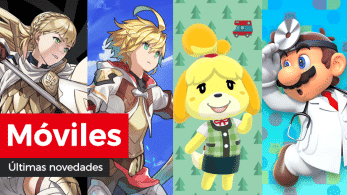 Novedades para móviles en Fire Emblem Heroes, Dragalia Lost, Animal Crossing: Pocket Camp y Dr. Mario World