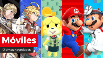 Novedades para móviles en Fire Emblem Heroes, Dragalia Lost, Animal Crossing: Pocket Camp, Super Mario Run y Dr. Mario World