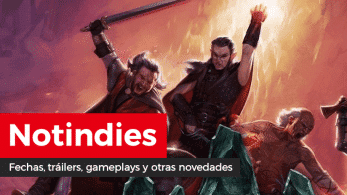 Novedades indies: Obakeidoro!, Pillars of Eternity: Complete Edition, Super Wiloo Demake, Northgard, Tangledeep, The Jackbox Party Pack 6, Bokuhime Project, Dusk Diver, Mighty Switch Force! Collection, Re:Legend y más