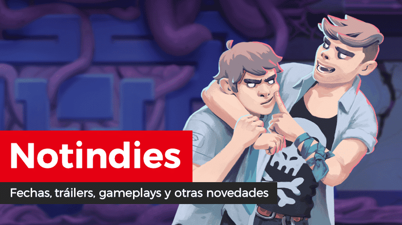 Novedades indies: Headspun, A Hole New World, Catan, Jikkyou Powerful Pro Yakyuu, R-Type Final 2, Vampire: The Masquerade, Mutant Year Zero, Omega Labyrinth Life, Automachef, Fantasy Strike, Rise: Race The Future, Run the Fan y más
