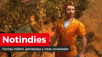 Novedades indies: American Fugitive, Enter the Gungeon, Miles & Kilo, NG, Race with Ryan, AI: The Somnium Files, Laser Kitty Pow Pow y Stranger Things 3: The Game