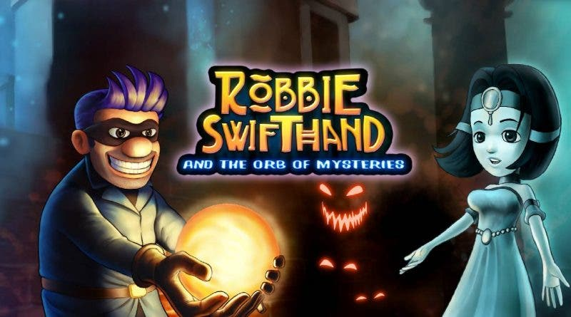 Robbie Swifthand and the Orb of Mysteries queda confirmado para Nintendo Switch: lo recibiremos el 1 de agosto