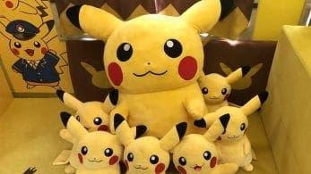 Échale un vistazo al nuevo interior del tren Pokémon with You, que ha comenzado a circular hoy en Japón