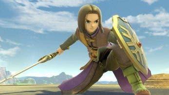 Nintendo Francia prohíbe jugar con el Héroe de Dragon Quest y los futuros personajes DLC en su torneo oficial de Super Smash Bros. Ultimate