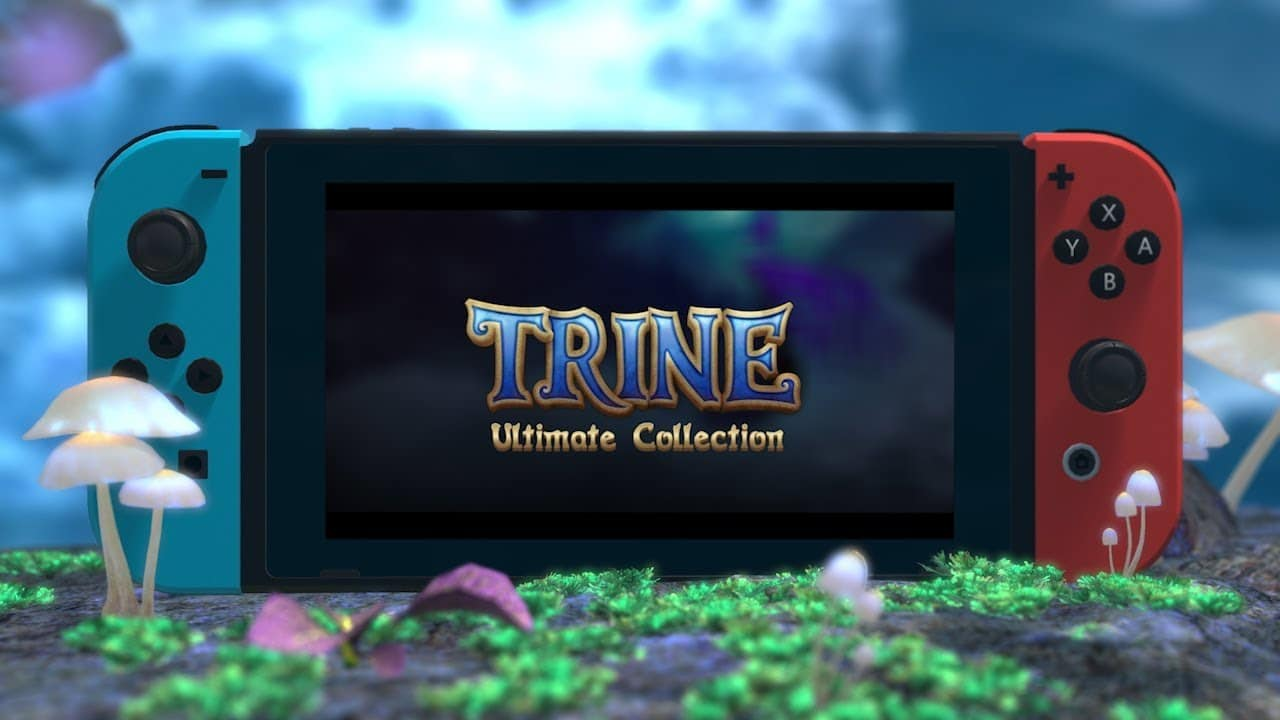 Trine: Ultimate Collection solo contendrá Trine 4 en su cartucho