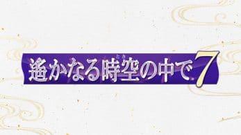 Anunciados Harukanaru Toki no Naka de 7 y ESP Ra.De. Psi para Nintendo Switch