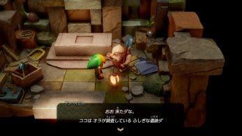 La cuenta oficial japonesa de Twitter de la saga Zelda comparte detalles de Dampé en The Legend of Zelda: Link's Awakening