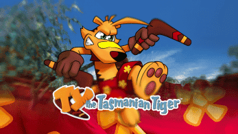 El remaster de Ty the Tasmanian Tiger consigue su meta en Kickstarter en tiempo récord