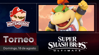 Torneo Super Smash Bros. Ultimate | ¡Decimosexto enfrentamiento!