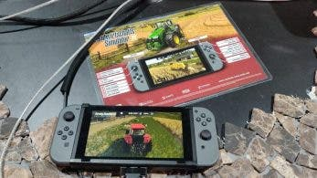 Farming Simulator 20 llegará a Nintendo Switch