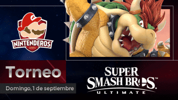 Torneo Super Smash Bros. Ultimate | ¡Decimoséptimo enfrentamiento!