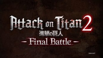 Attack on Titan 2: Final Battle se actualiza a la versión 1.0.12.