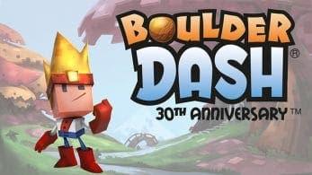 Anunciado Boulder Dash 30th Anniversary para Nintendo Switch