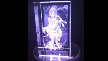 Atelier Ryza: Ever Darkness & the Secret Hideout recibirá un set con el juego y un cristal en 3D en Japón
