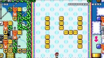 Fan crea una calculadora totalmente funcional en Super Mario Maker 2