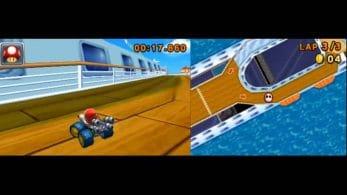 Un speedrunner establece un nuevo récord mundial en el circuito Crucero Daisy de Mario Kart 7: menos de 55 segundos