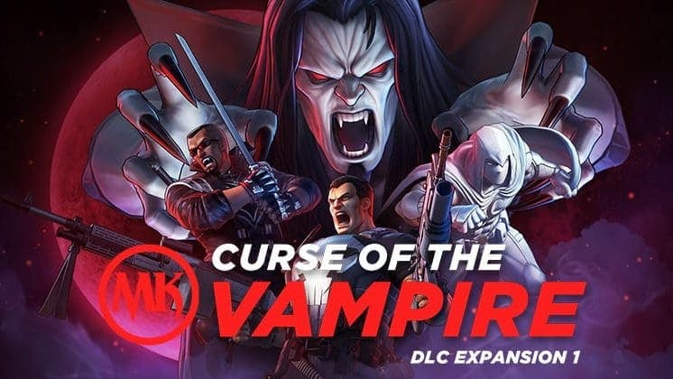 Nuevas imágenes del DLC Marvel Knights: Curse of the Vampire de Marvel Ultimate Alliance 3