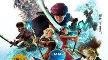 Dragon Quest Your Story se estrenará en Netflix el próximo 13 de febrero