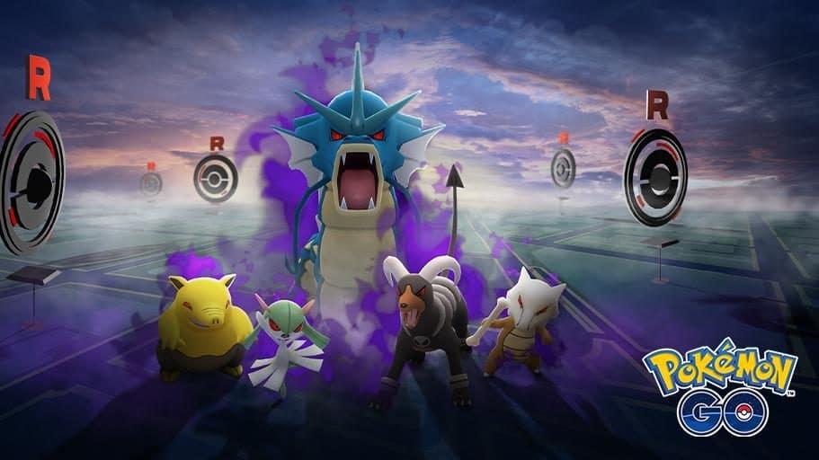 Descubre los nuevos Pokémon sombra de Pokémon GO