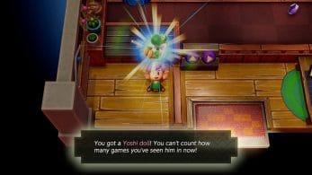 La cuenta oficial japonesa de Twitter de la saga Zelda nos muestra el minijuego «Juego de moda» de The Legend of Zelda: Link's Awakening