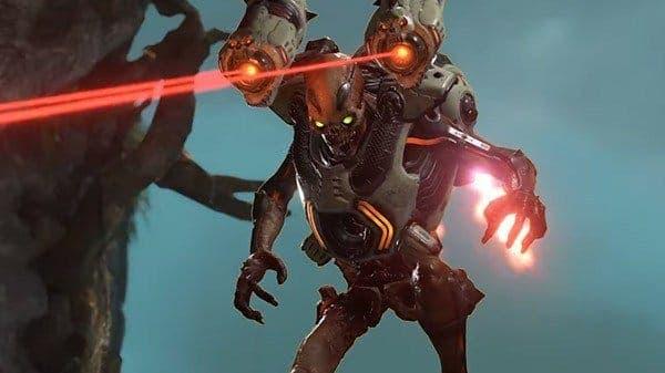 Nuevo tráiler del multijugador Battlemode de DOOM Eternal