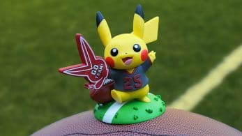 Esta es la nueva figura de la colección A Day With Pikachu de Funko: Charged Up for Game Day
