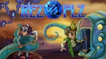 Rez Plz confirma su lanzamiento en Nintendo Switch para 2020