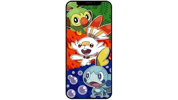Los Pokémon Center en Japón estarán regalando un fondo de pantalla exclusivo de Pokémon Espada y Escudo hasta el 7 de noviembre