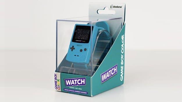 [Act.] Nintendo NY pone a la venta este reloj inspirado en Game Boy Color
