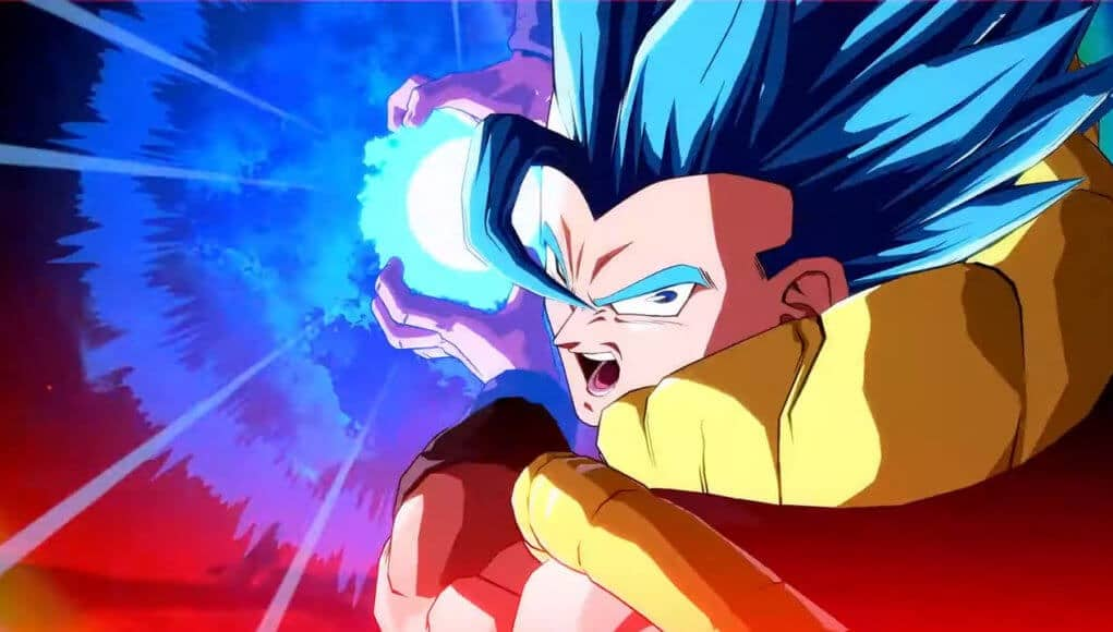 Nuevos detalles de Gogeta SSGSS en Dragon Ball FighterZ