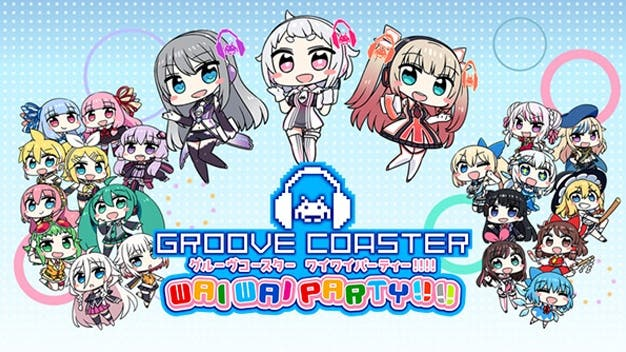 Anunciado Groove Coaster: Wai Wai Party!!!! para Nintendo Switch
