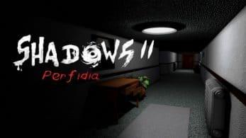 [Act.] Shadows 2: Perfidia y Epic Clicker Journey llegarán mañana a Nintendo Switch